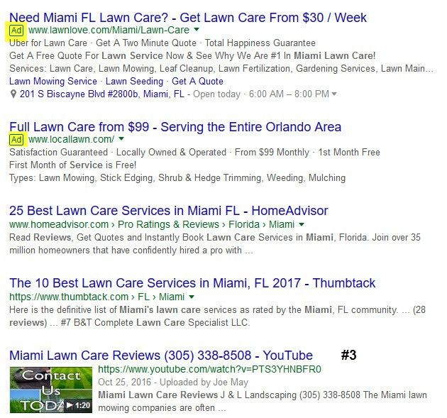 Lawn Care SEO for Landscaping Websites - Lawn Care Business + ...