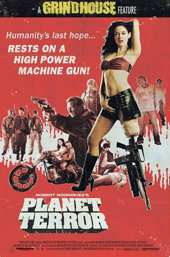 CULT MOVIES DOWNLOAD: PLANET TERROR (2007)