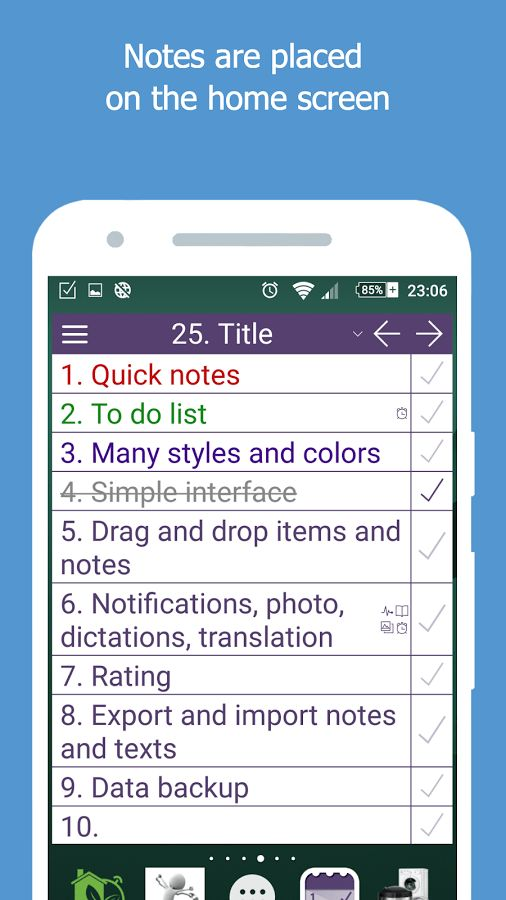 NoteToDo. Notes. To do list - Android Apps on Google Play