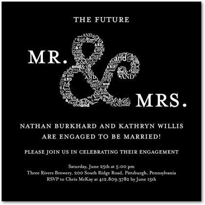 Engagement Party Invitation Wording | orionjurinform.com