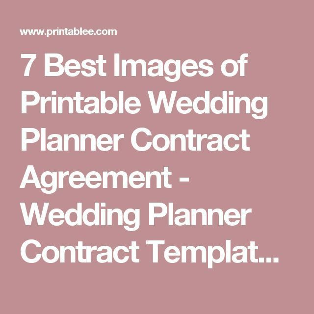 25+ best Contract agreement ideas on Pinterest | Cleaning ...
