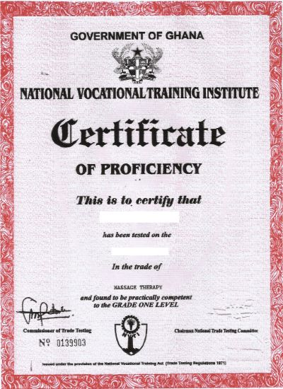 Spa Body N Beyond - Massage Therapy Training Program - Certificate ...