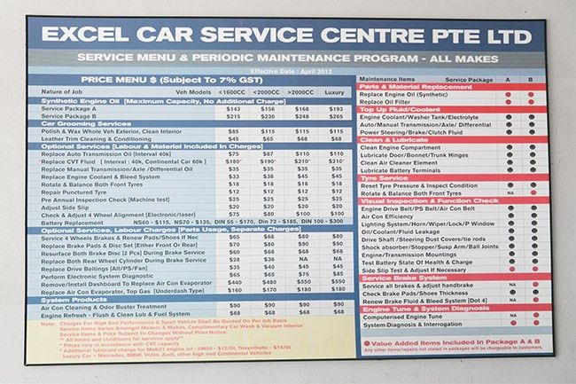 Excel Car Service Centre | Only the best for your car