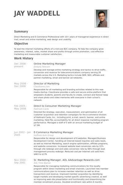 Download Affiliate Manager Resume | haadyaooverbayresort.com
