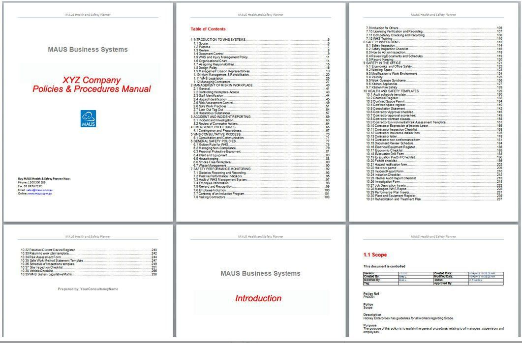 Ms Word User Manual [Template.billybullock.us ]