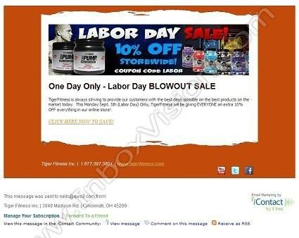 19 best Email Design: Labor Day images on Pinterest | Email design ...
