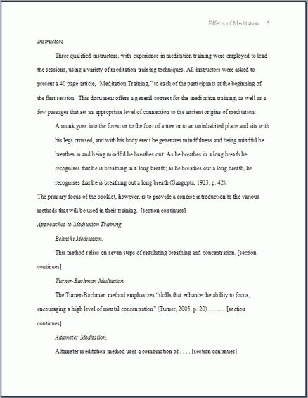 apa format example apa format examples premium templates apa style sample papers 6th and 5th edition