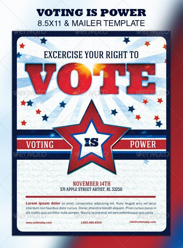 14+ Political Postcard Templates – Free Sample, Example Format ...