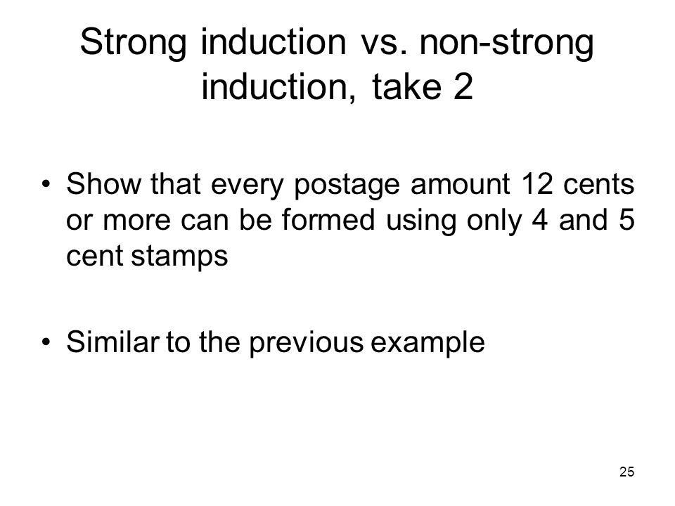 Mathematical Induction - ppt video online download