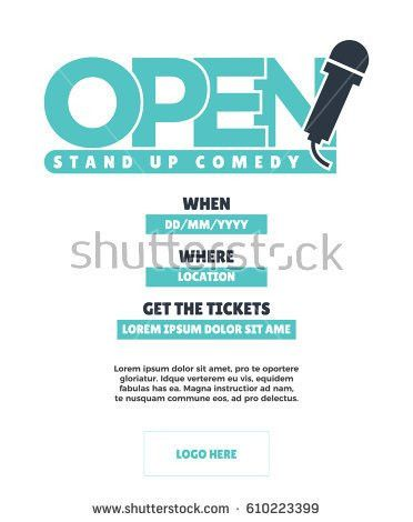 Music Dance Live Concert Entrance Vector Stock Vector 617067926 ...