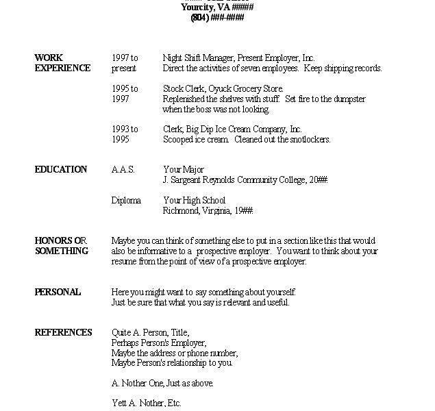 Resume Copy [Resume.characterworld.co ]