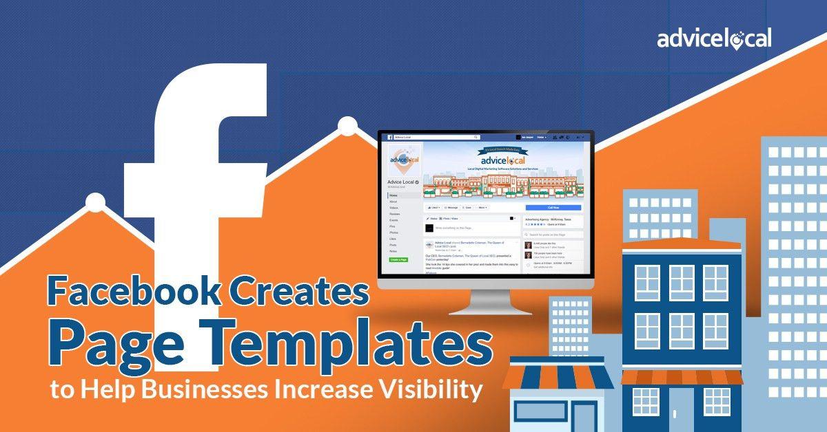 Facebook Page Template - Contegri.com