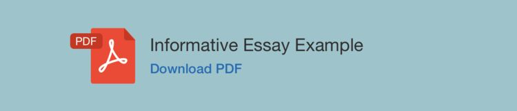 How to Write an Informative Essay: Topics, Outline | EssayPro