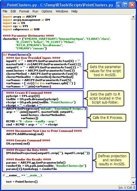 Integrating external programs within ModelBuilder—Help | ArcGIS ...