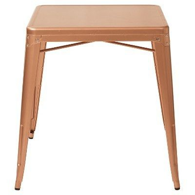 Bristow Antique Metal Table - Copper - OSP Designs : Target
