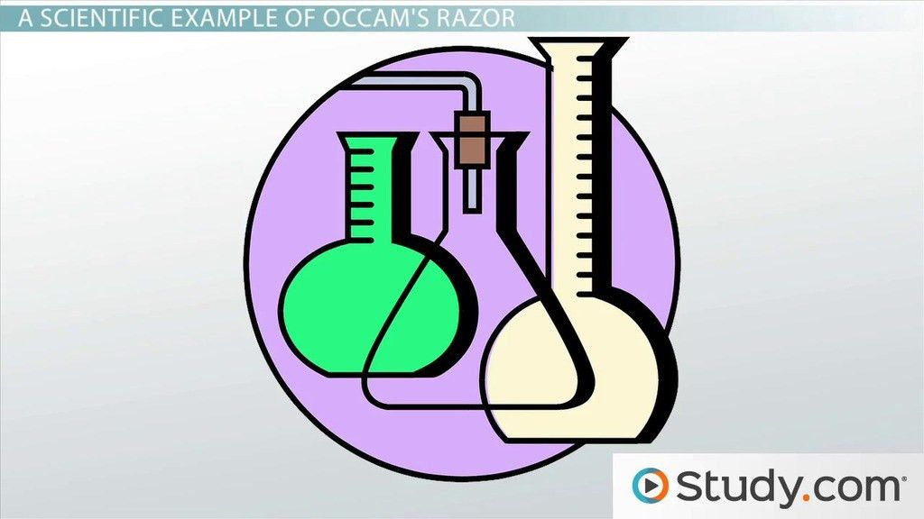 Occam's Razor as a Scientific Principle - Video & Lesson ...