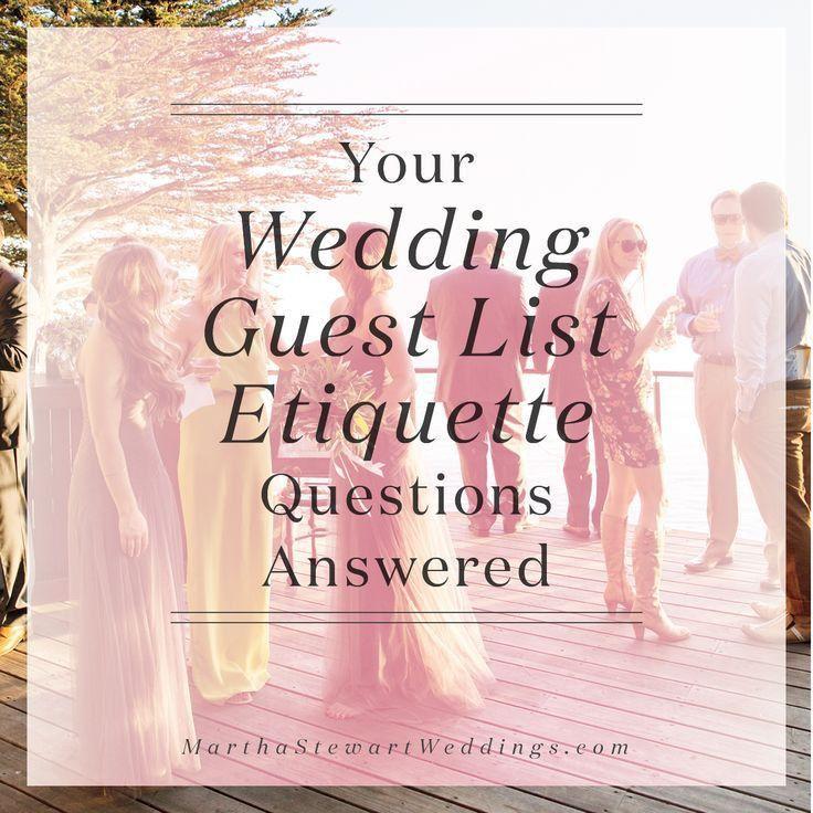 Best 20+ Wedding guest list ideas on Pinterest | Guest list ...