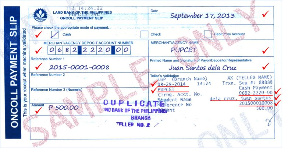 Checks Template Deposit Template For Word Free Check Writing ...