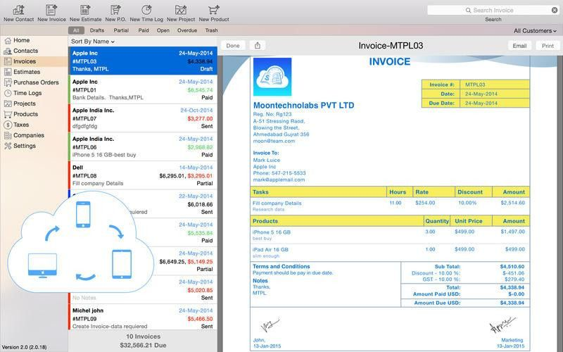 5 Best Small Business Software for Mac (10.13 Included)