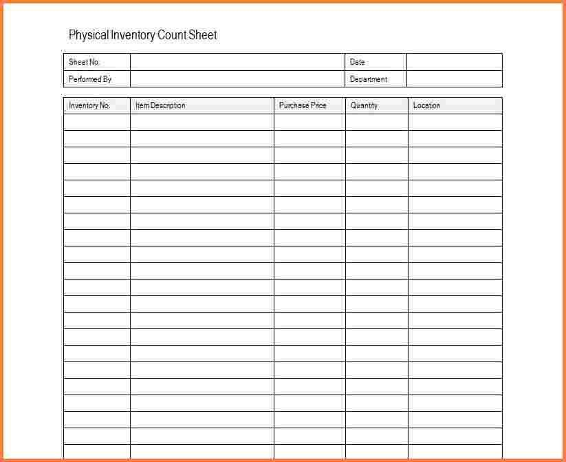 5+ inventory spreadsheet templates | Excel Spreadsheets Group