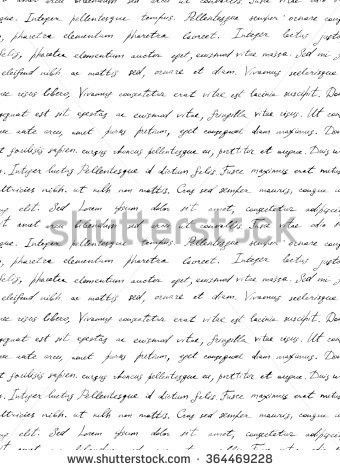 Handwritten Letter Stock Images, Royalty-Free Images & Vectors ...
