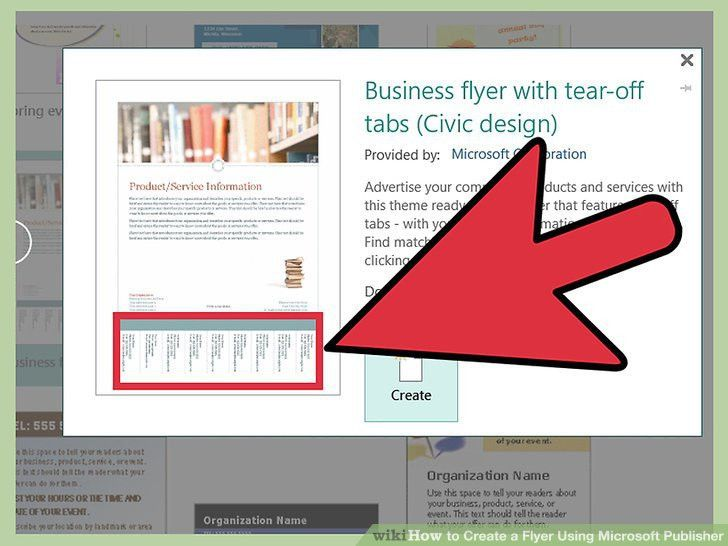 How to Create a Flyer Using Microsoft Publisher: 11 Steps