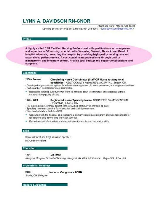 charming idea rn resumes 9 25 best ideas about rn resume on ...