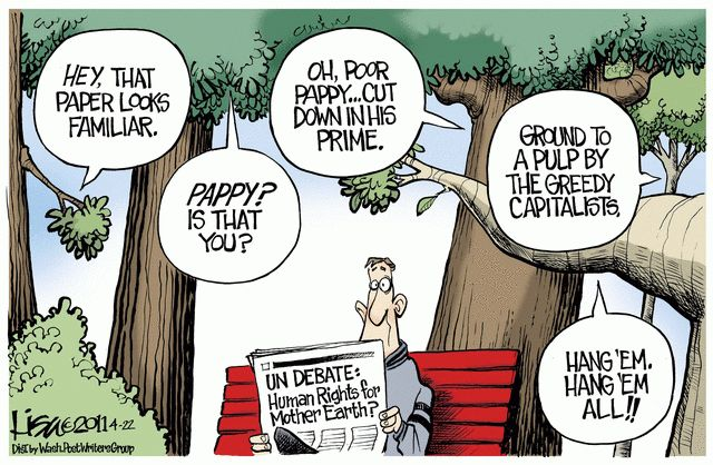 Aboli's Reading Blog: Satire Blog Post- Pappy the Paper and ...
