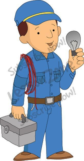 Community Helpers Clipart (85+)