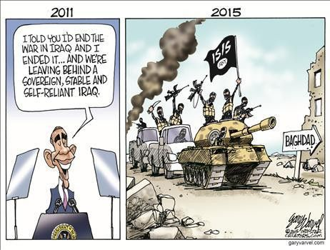 This cartoon is a perfect example of satire and it illustrates ...