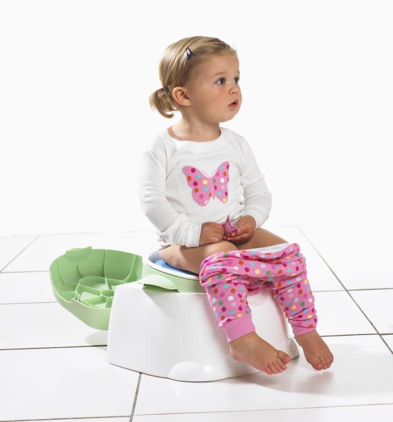 Help! Potty Training a 20-Month-Old Girl
