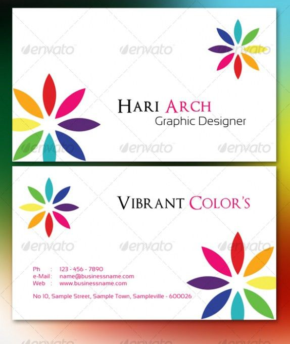 Cardview.net – Business Card & Visit Card Design Inspiration ...