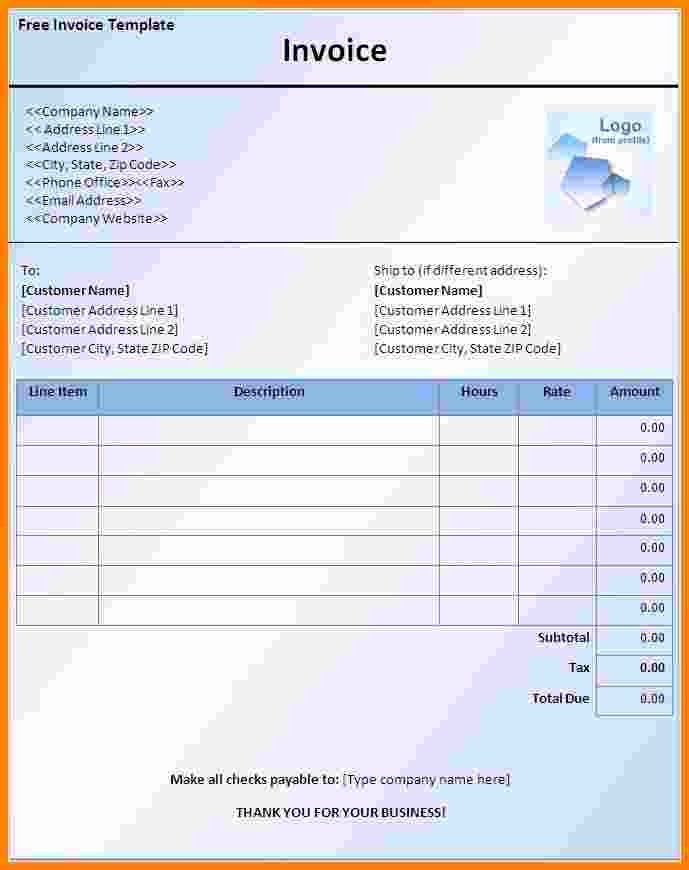 11+ invoice template free microsoft word | ledger paper
