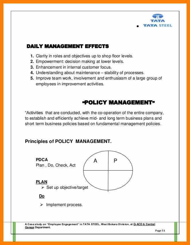 10+ cover page of business plan Daily Activity work report | army ...