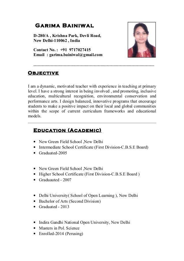 experienced teacher resume price list template word forensic ...