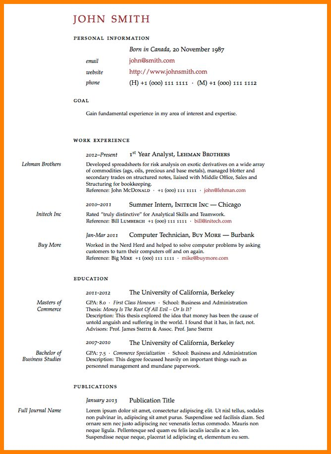 7+ academic resume graduate school | educationalresume.or