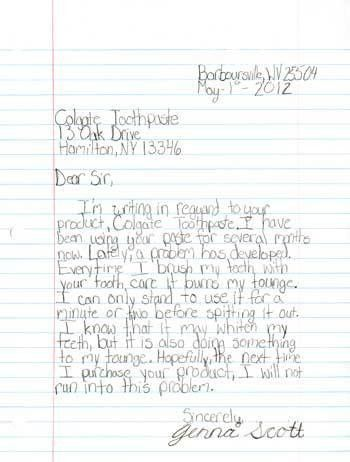Colgate University Alumni - Letters