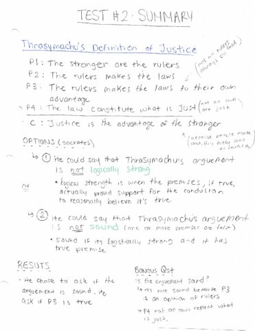 PHI1101 Lecture Notes: PHI 1101 Lecture 1: Modus Tollens Denying ...