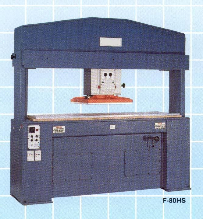 Die Cutting Machines & Clickers » C.H. Holderby Co. Industrial ...