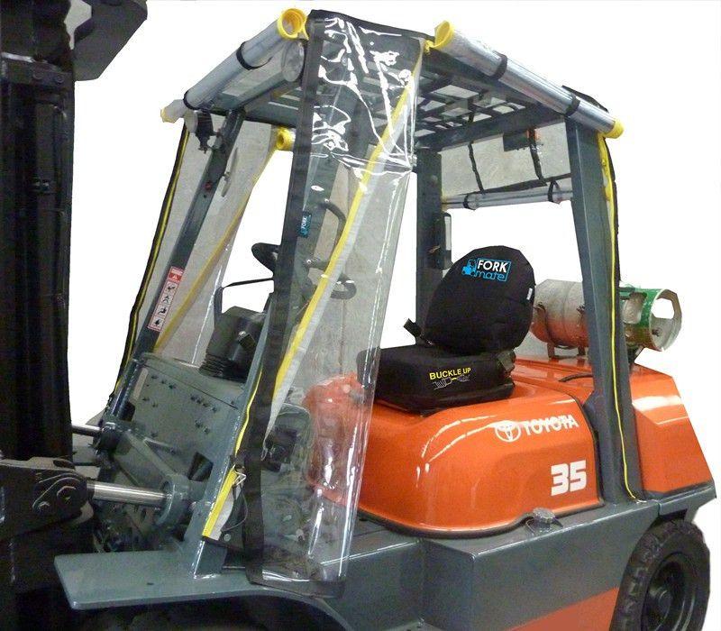 Forklift Cab Cover - Buy Forklift Cab Cover,Forklift Cab Cover ...