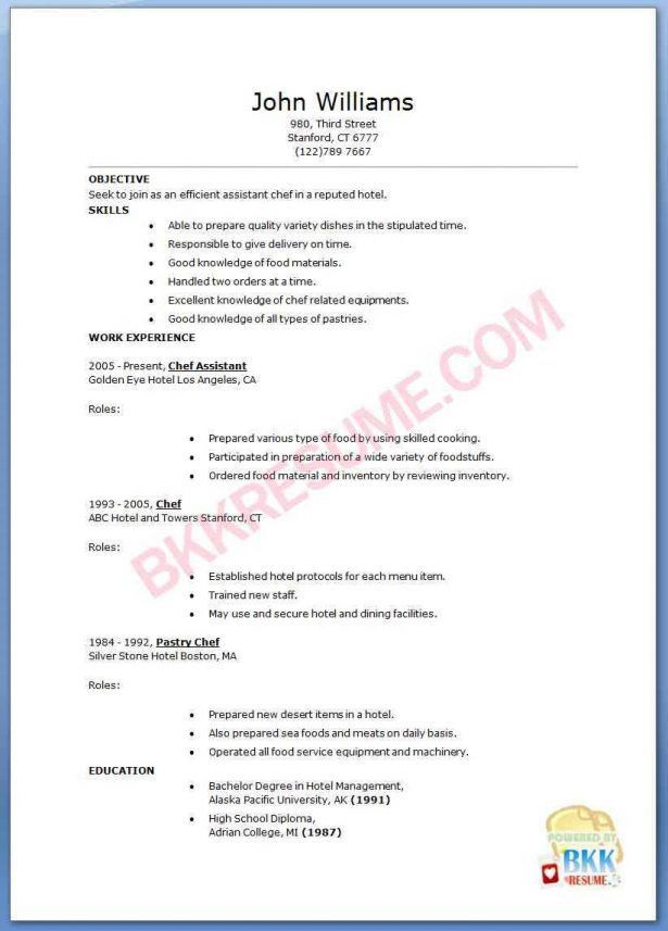 Resume : Resume Skills Template Assistant Cover Letter Examples ...