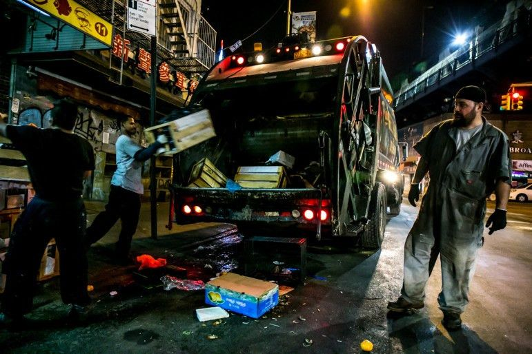 City Weighs Reining in Private Garbage Collectors | City Limits