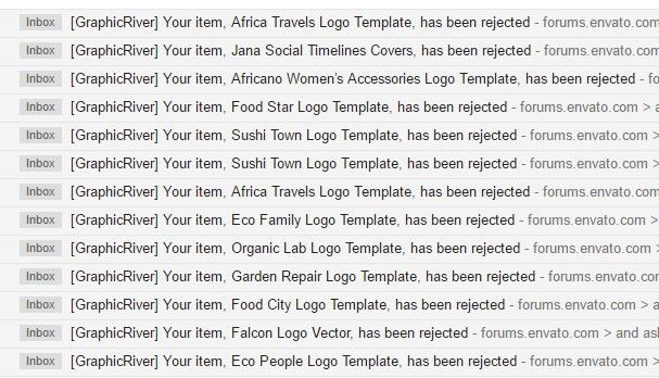 Please help! Hard Logo Template Rejection - Envato Forums