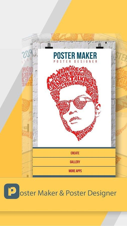 Poster Maker & Poster Designer - Android Apps on Google Play