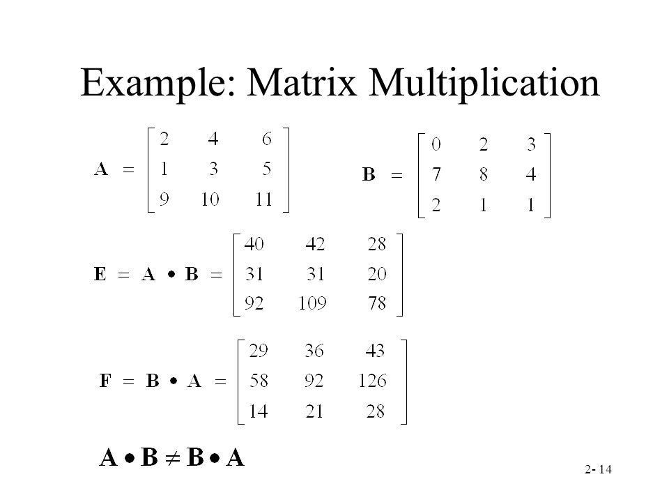 Chapter 2 Matrices Definition of a matrix. - ppt video online download