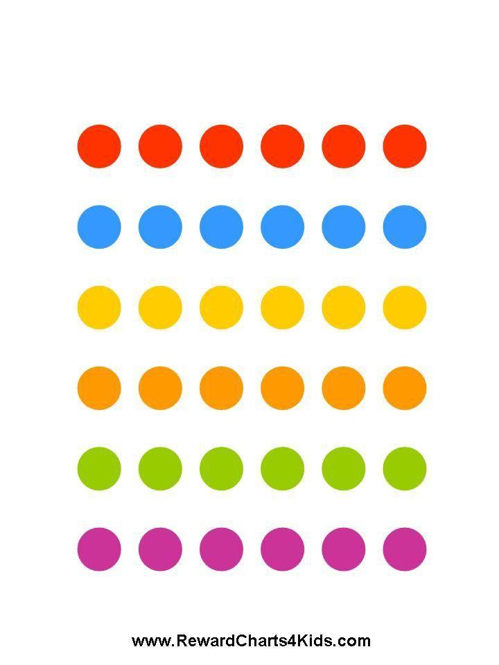 Sticker Chart