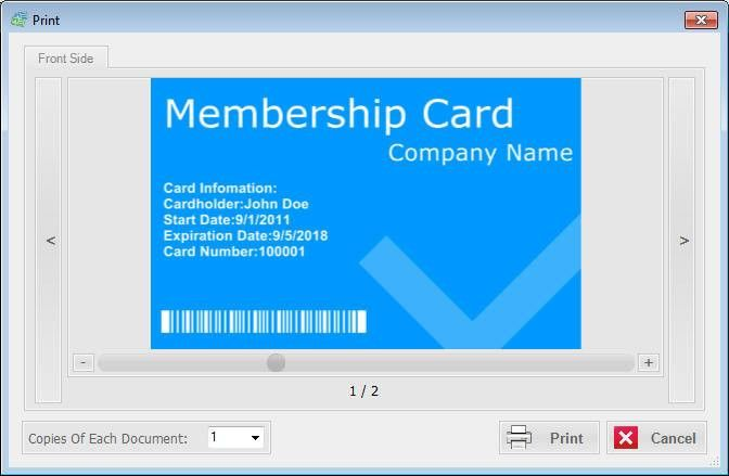 ID Card Workshop - Professional membership management and ID card ...