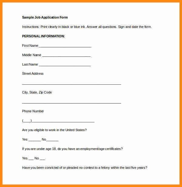 11+ application form template word | model resumed