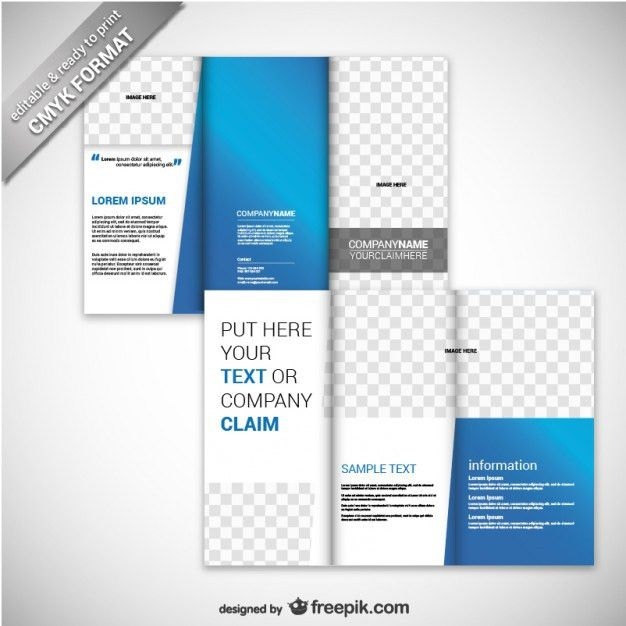 Free Business Brochure Templates | Free Business Template