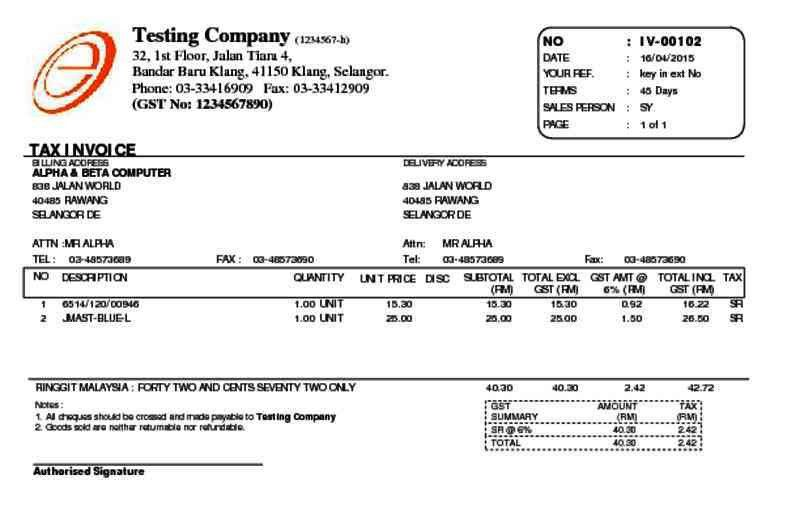 Tax Invoices. Tax Invoice Statement Template   Rabitah,Simple ...
